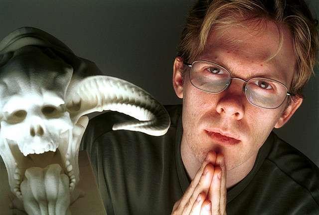 Джон Кармак — создатель Doom Quake Wolfenstein