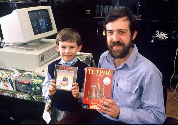 Лучшей головоломке мира Тетрис исполнилось 35 лет
