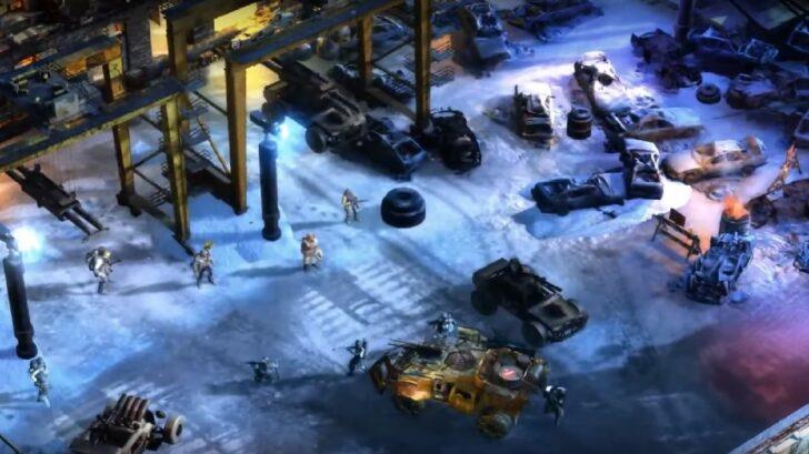 Wasteland 3 – легендарный постапокалипсис от легендарного разработчика