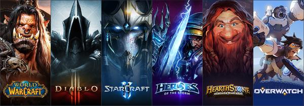 Blizzard: история многоликого игрового лидера