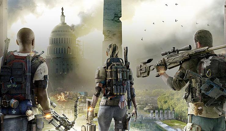Продолжение легенды Tom Clancy's The Division 2