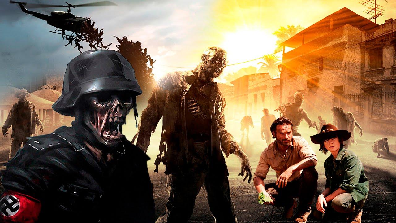 Топ 10 игровых шедевров про зомби