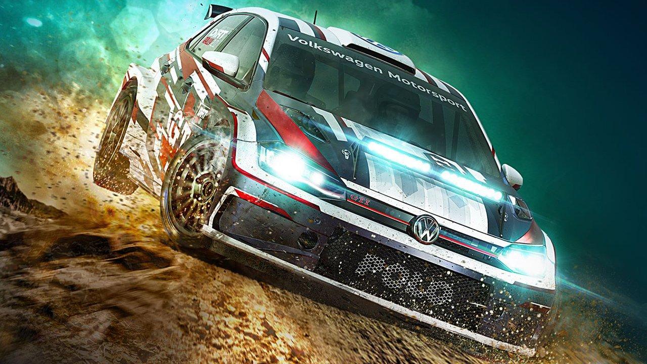 DiRT Rally 2.0 полный ТРЕШ?