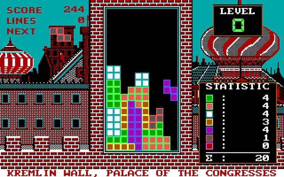 Лучшей головоломке мира Тетрис исполнилось 35 лет.  ТОП — 10 самых интересных фактов о Tetris