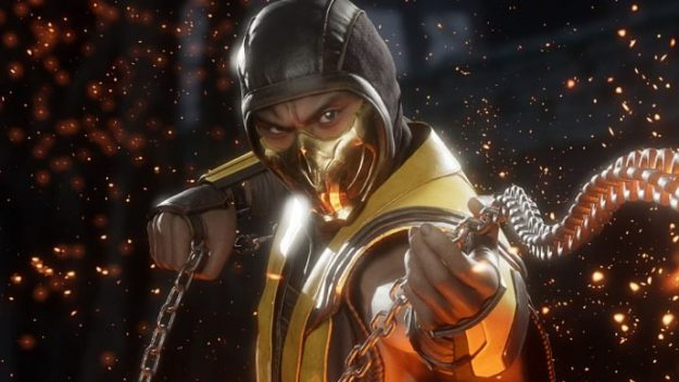 Mortal Kombat 11 эпичное и сумасшедшее фаталити