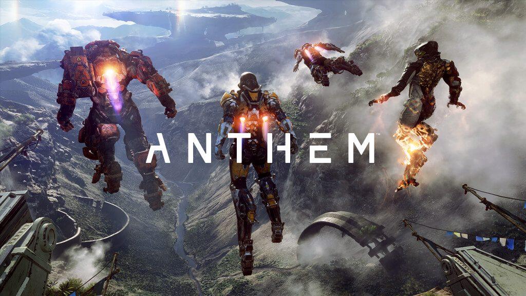Anthem одна из лучших онлайн — игр 2019 года