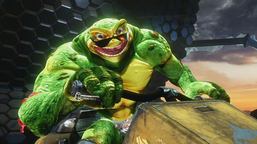 Battletoads – мультяшные боевые жабы под соусом цензуры