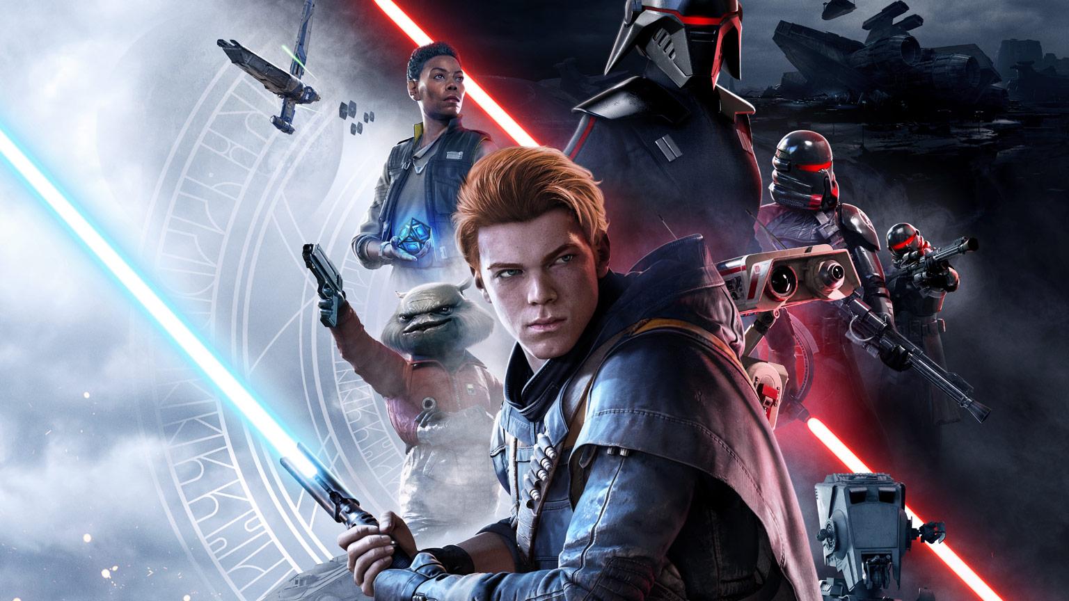 Star Wars Jedi: Fallen Order: Побои штурмовиков и необычный паркур