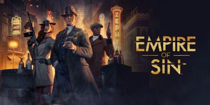 Джон Ромеро: Empire of Sin ждет всех в бандитском Чикаго
