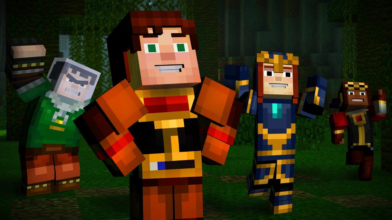 Почему игры Minecraft: Story Mode для Xbox 360 стоят 100 долларов?