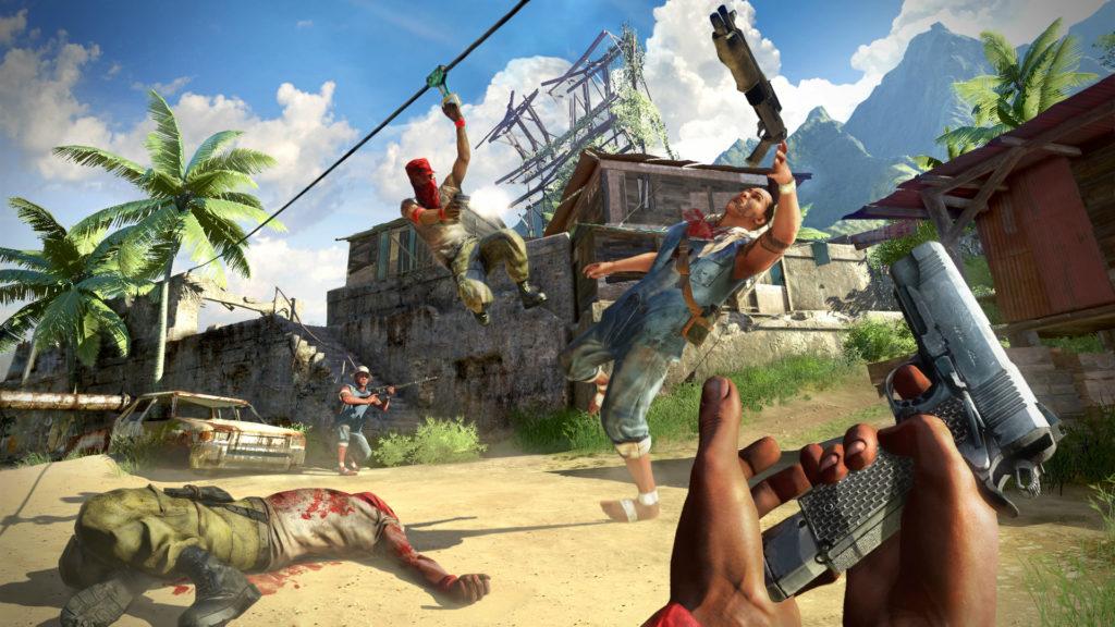 Far Cry 3 – не легендарный