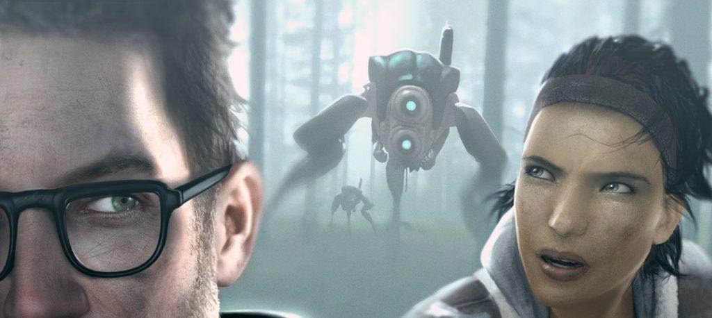 Кража сырого кода Half-Life 2