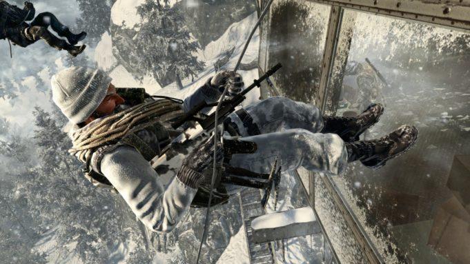 10 фактов о серии игр Call of Duty