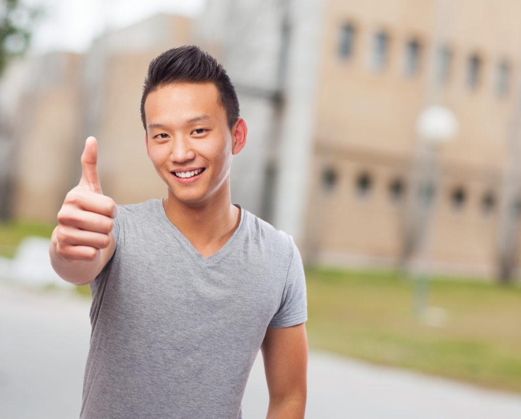 китаец облил одноклассника