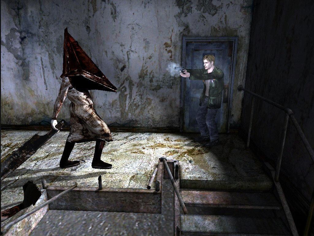 Топ 10 самых страшных игр
