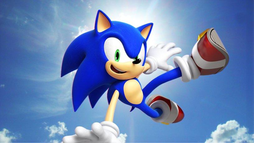 Почему еж Sonic синий?
