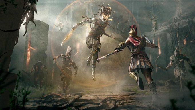 Компания Ubisoft будет блокировать квесты в Assassin's Creed: Odyssey