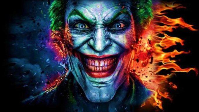 Как появился одиозный Джокер