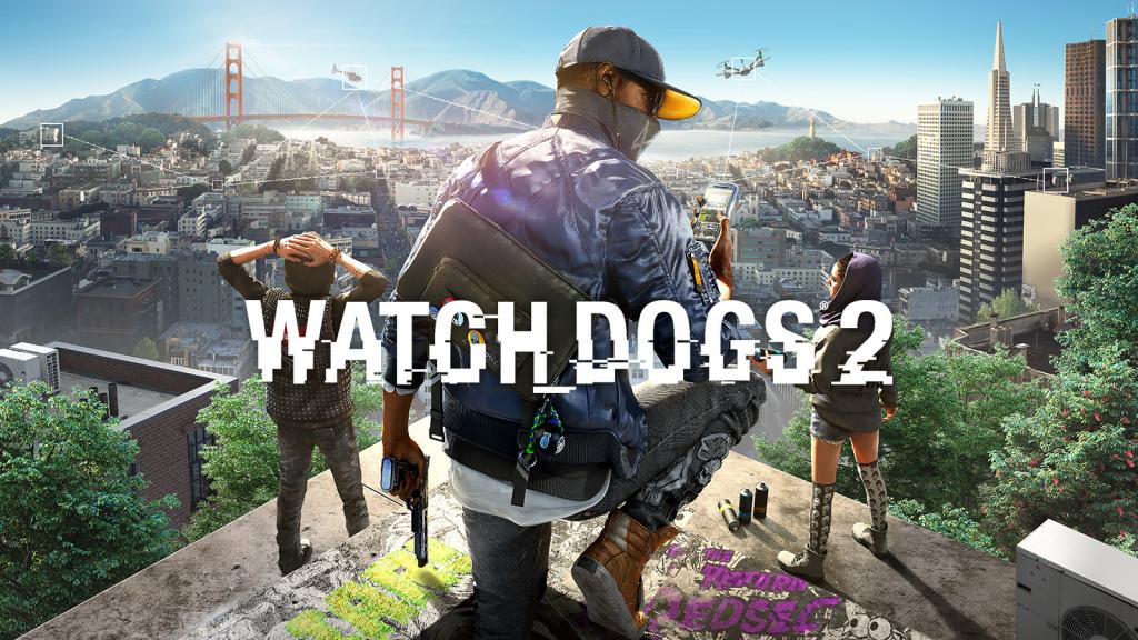 Серия игр Watch Dogs