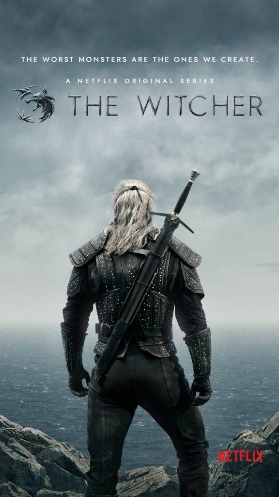 У сериала «Ведьмак» на Netflix теперь есть постер, логотип и первые кадры