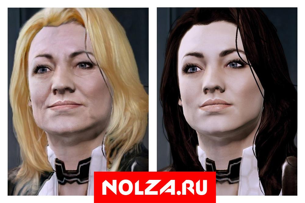 Миранда Лоусон из Mass Effect 2 создавалась как генетически идеальный человек. Увы, но старость не щадит даже таких