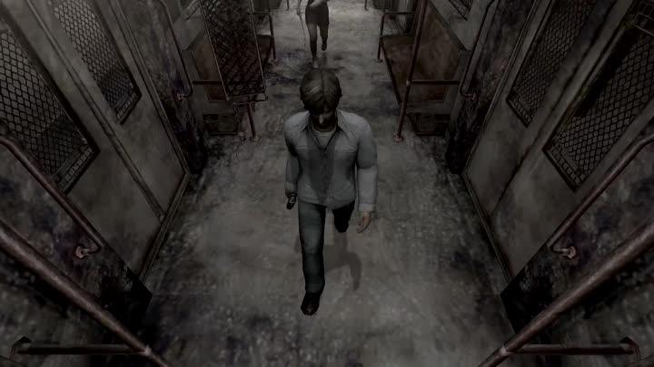 21 таинство или жизнь Уолтера Салливана из Sillent Hill 4: The Room
