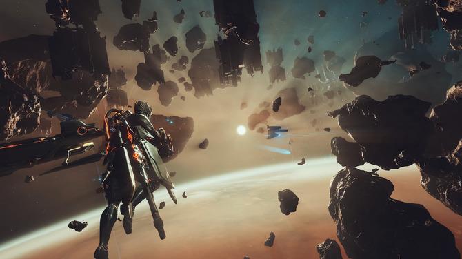 Выиграй путешествие в космос, играя в Warframe