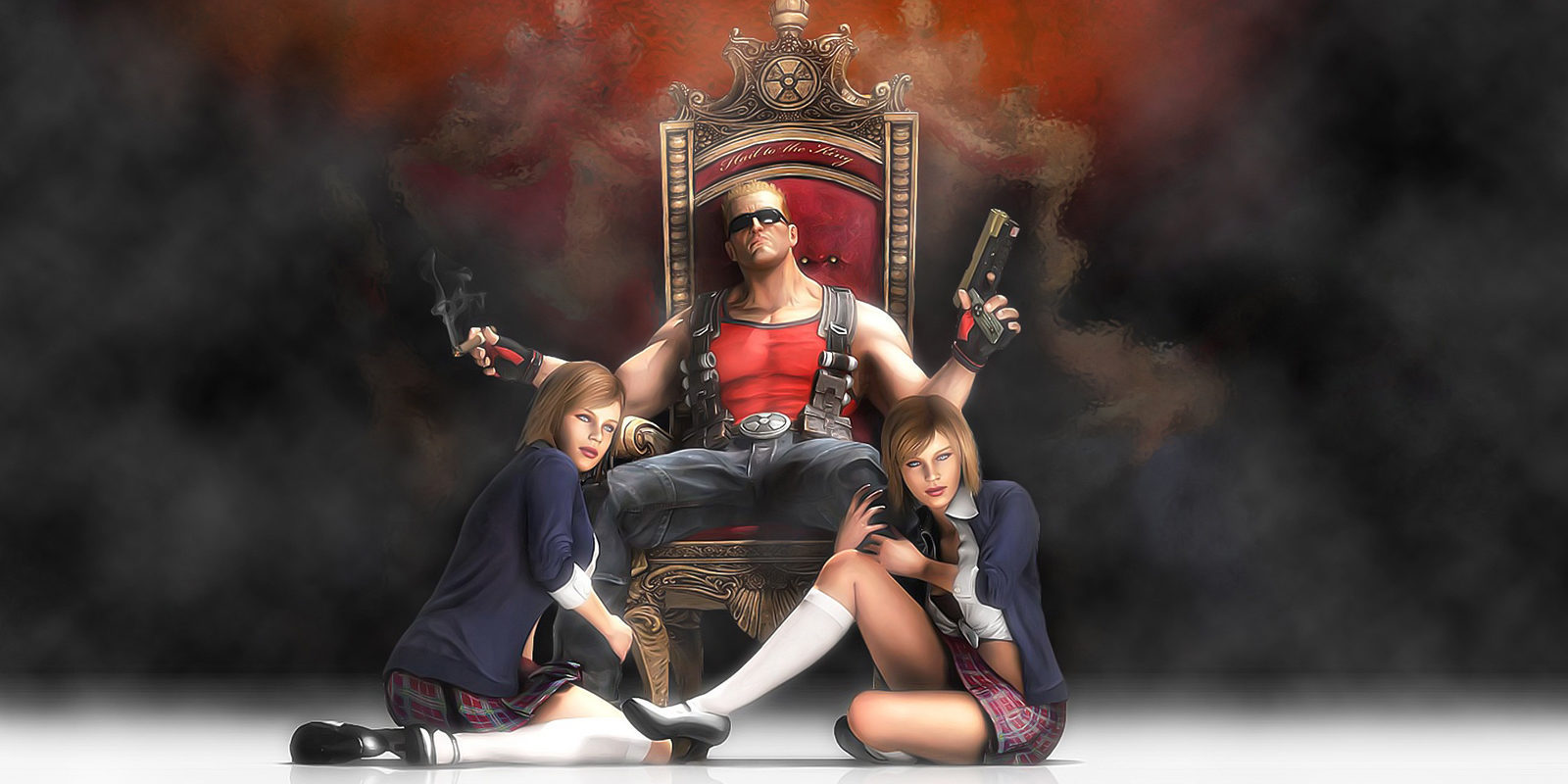 10 фактов о Duke Nukem, которые шокируют!