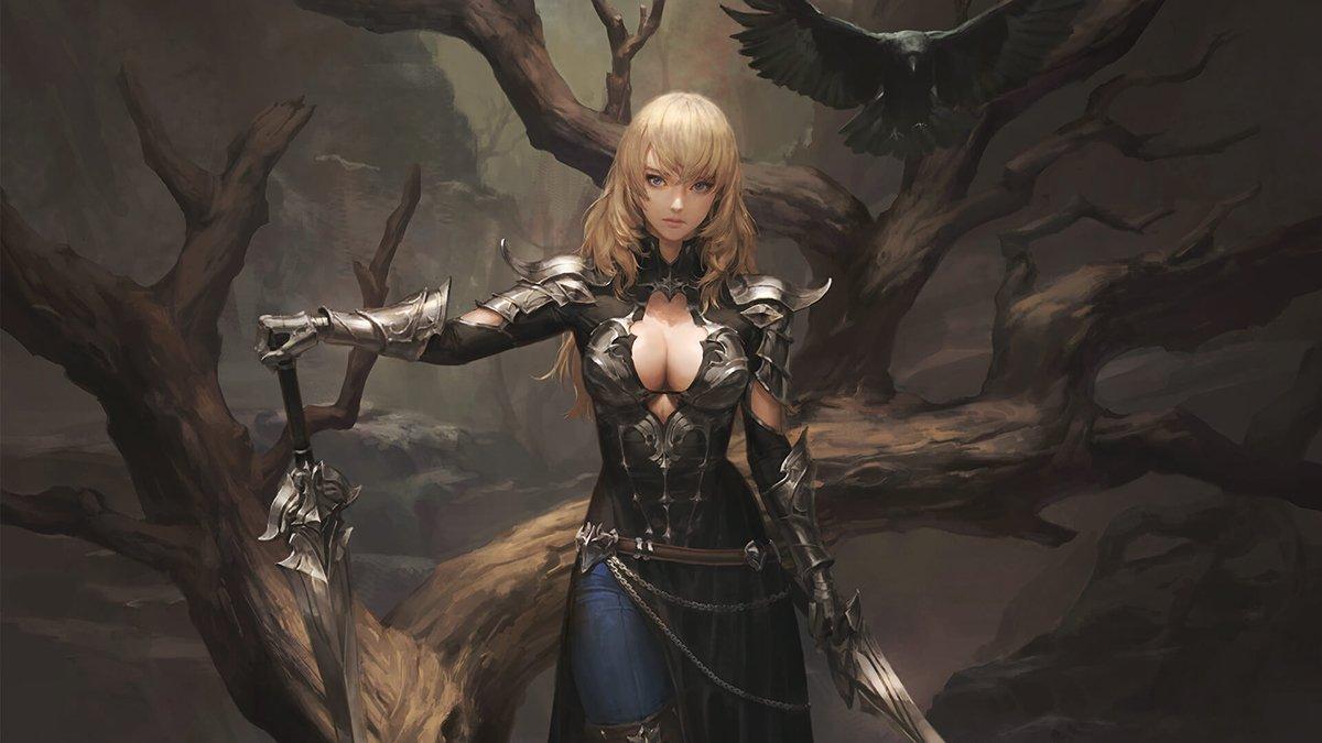 ТОП – 5 самых желанных героинь в играх