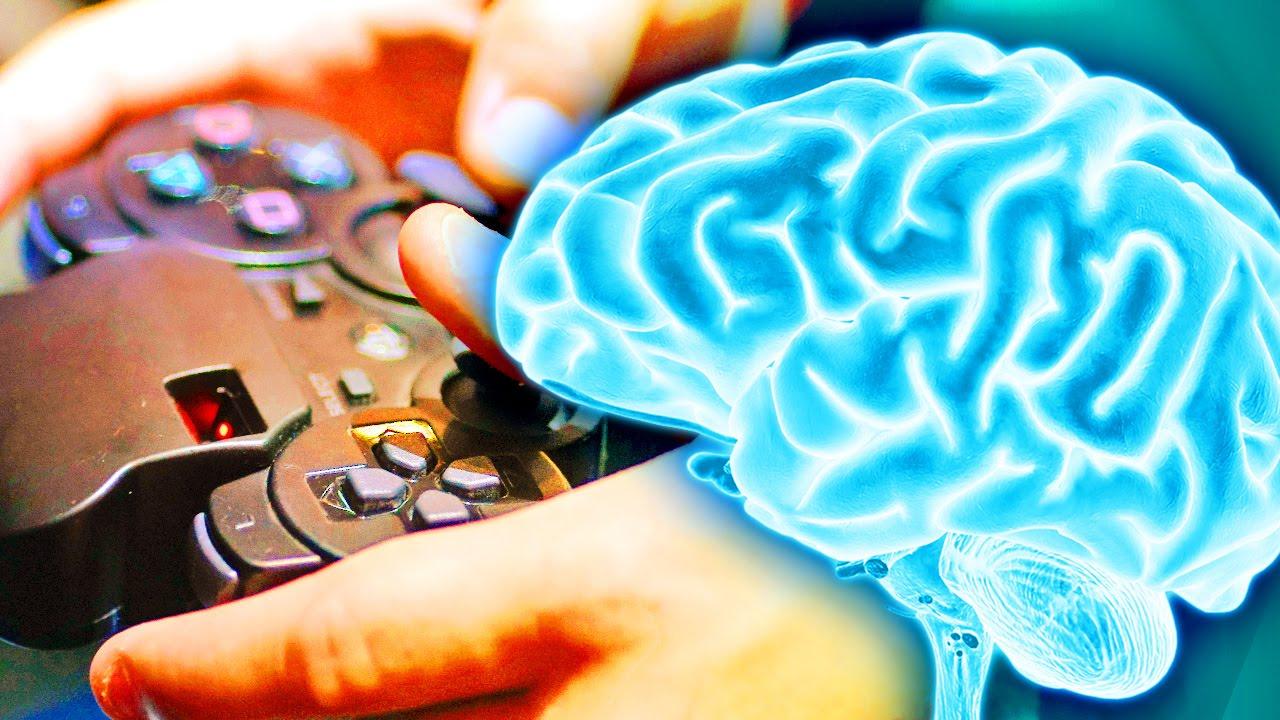 Положительное влияние видеоигр на мозг