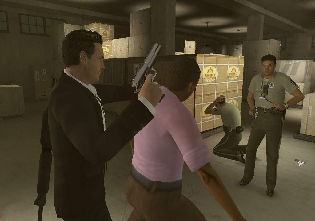 Топ 10 лучших игр про гангстеров