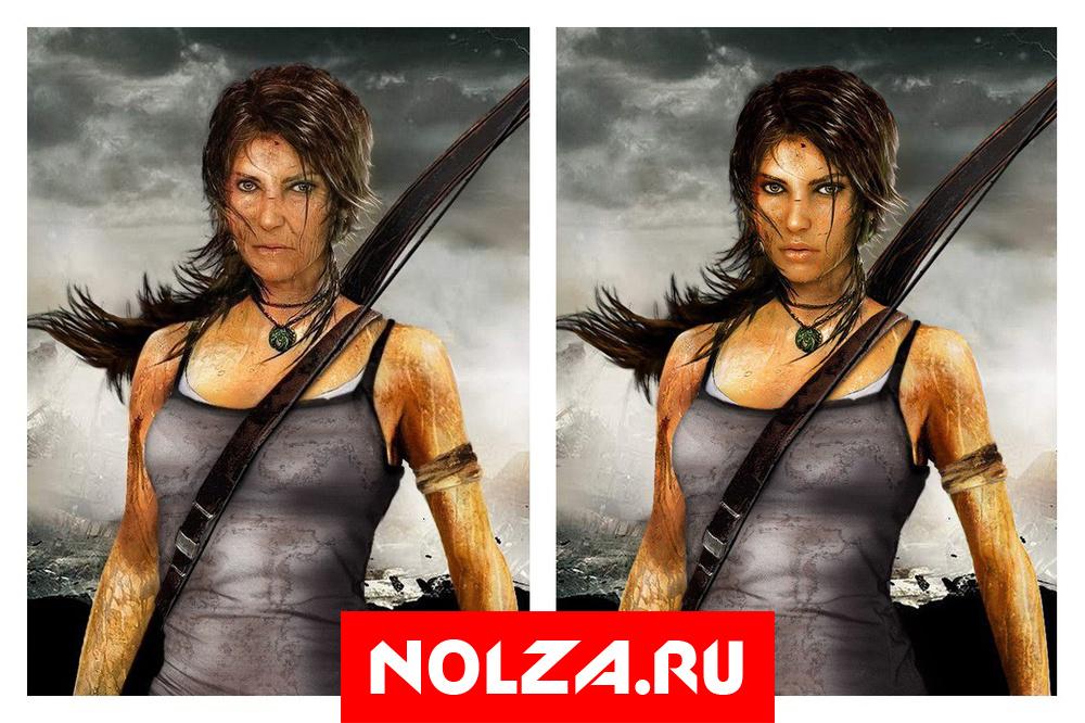 Лара Крофт (серия Tomb Raider)