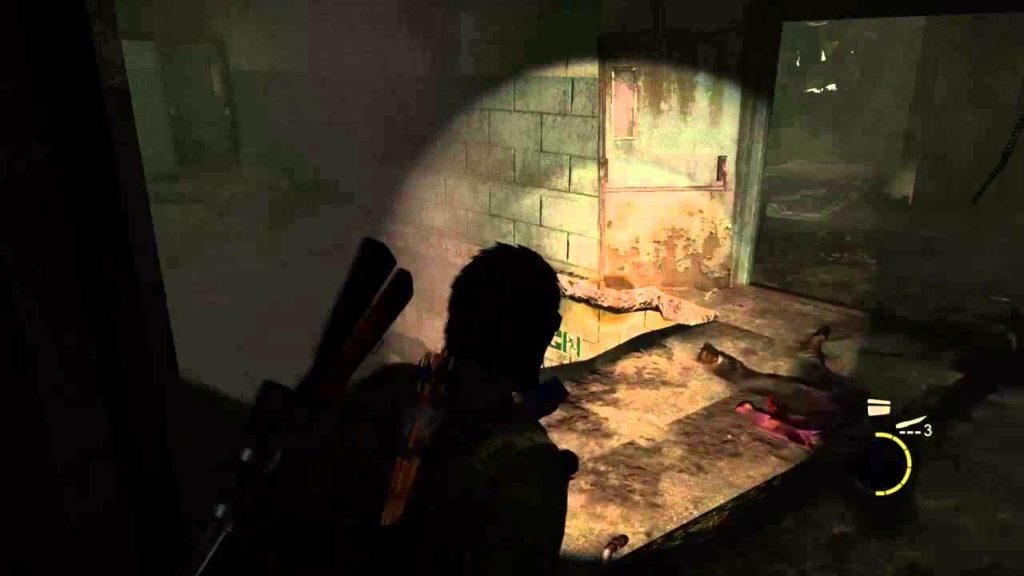 Топ 10 самых страшных сцен в играх.