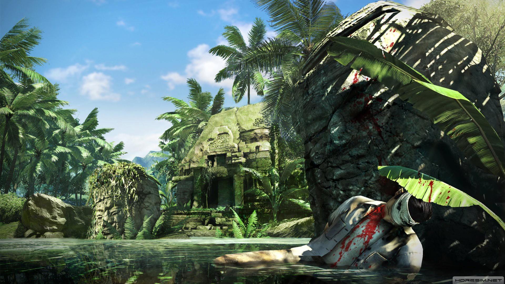 ТОП - 5 забытых игр про джунгли