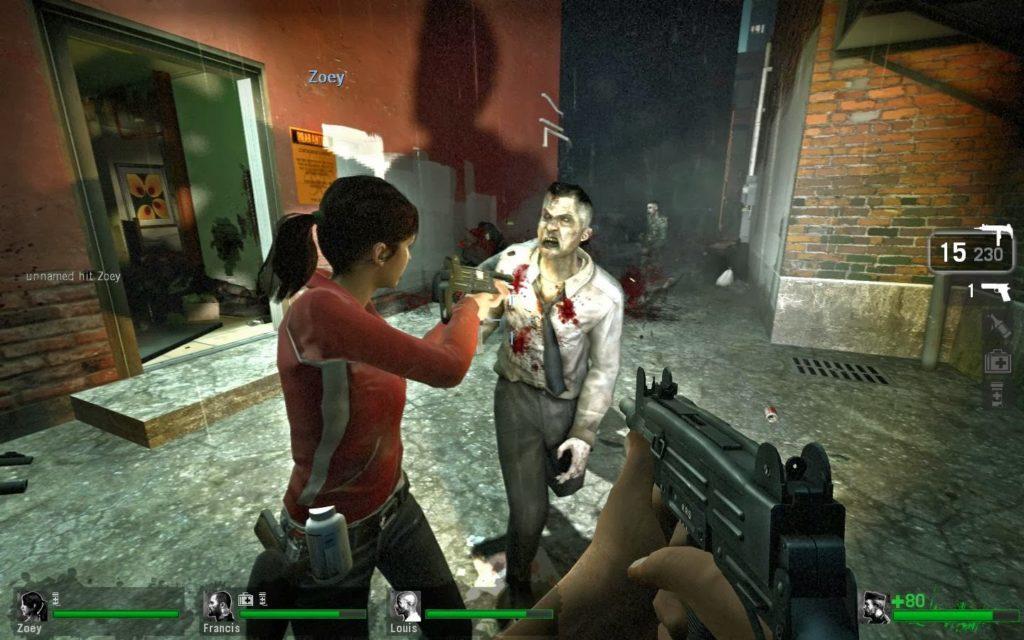 10 фактов о зомбии в играх