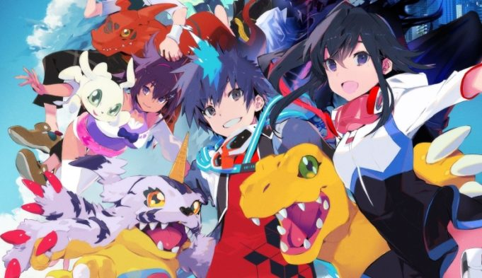 Выход игры Digimon Survive отложен до 2020 года