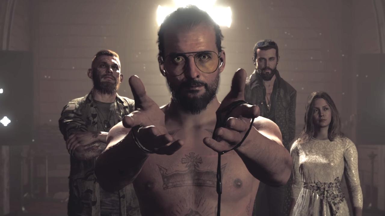 Разбор персонажа — Иосиф Сид из Far Cry 5