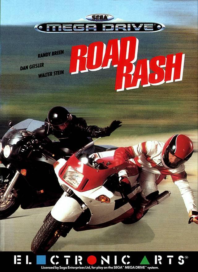 Road Rash - дорожное безумие на мотоциклах без правил!