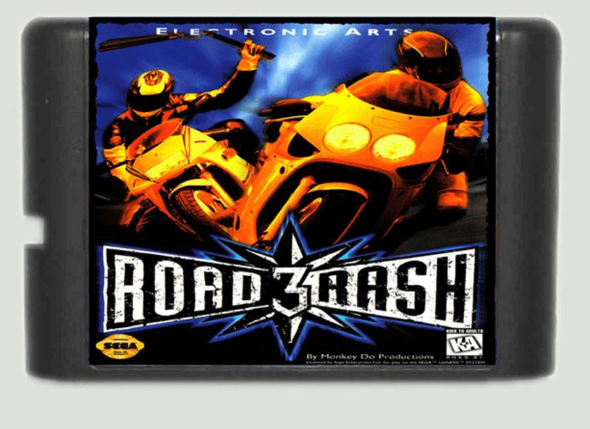 Road Rash - дорожное безумие на мотоциклах без правил