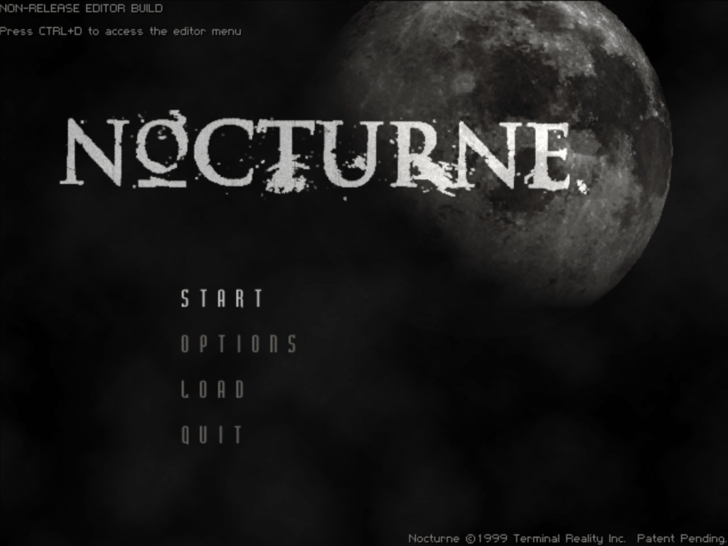 Nocturne - ретро обзор от NOLZA.RU