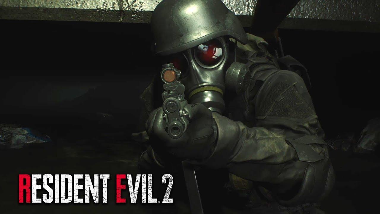 Четвертый выживший - обзор дополнения к Resident Evil 2: Remake