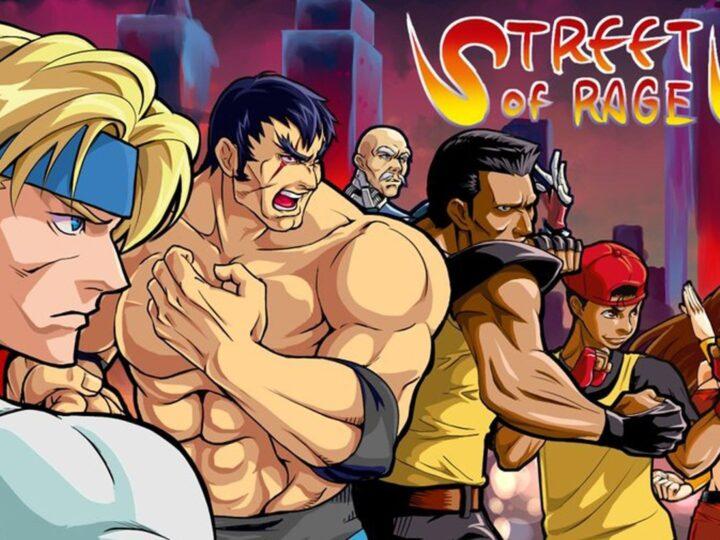 История серии Street's of Rage