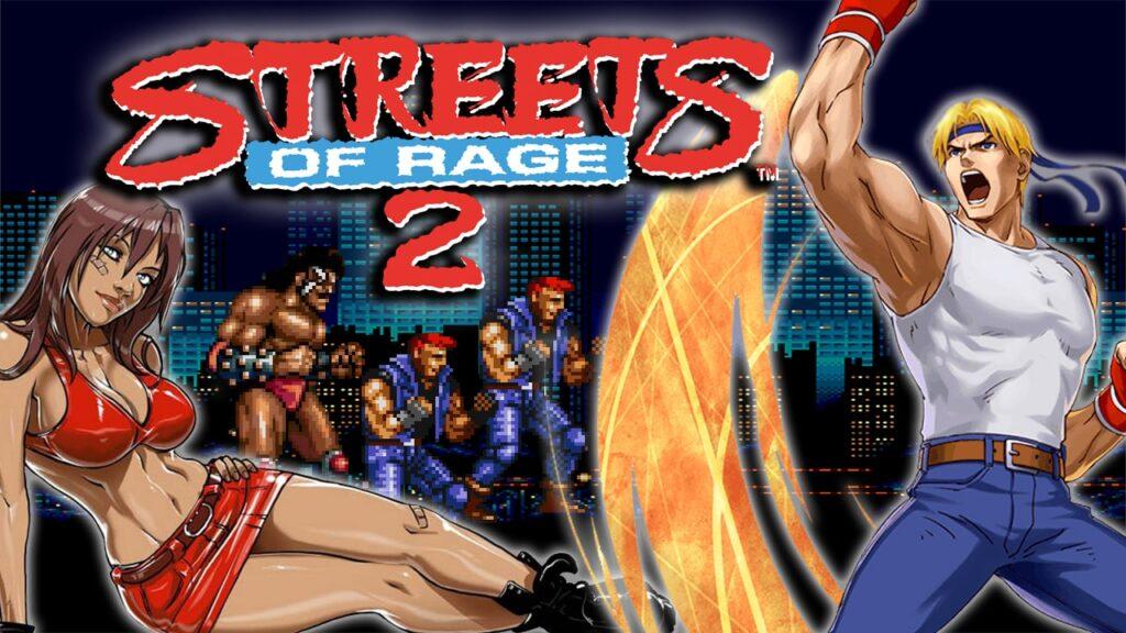 Street's of Rage 2 - NOLZA.RU