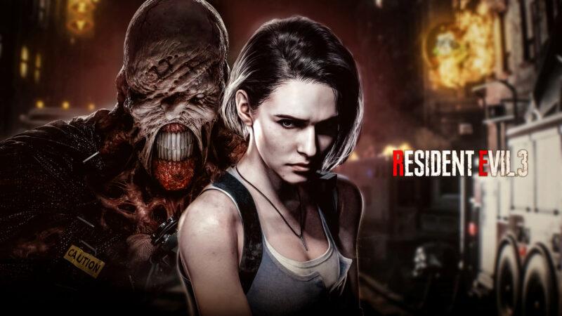 Resident Evil 3 Remake обзор игры от NOLZA.RU