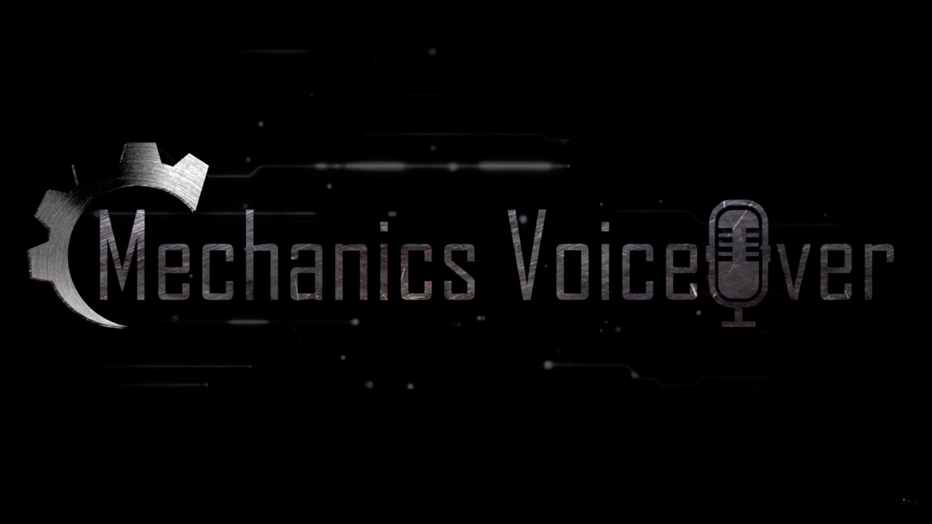 Большое интервью с R.G. Mechanics Voice Over