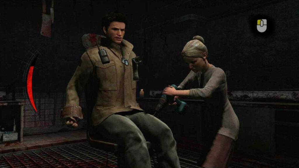 Silent Hill 5 возвращение домой NOLZA.RU