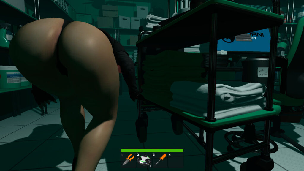 Haydee 2 - обзор игры