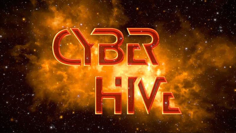 Выживание пчелок в космосе - Cyber Hive - NOLZA.RU