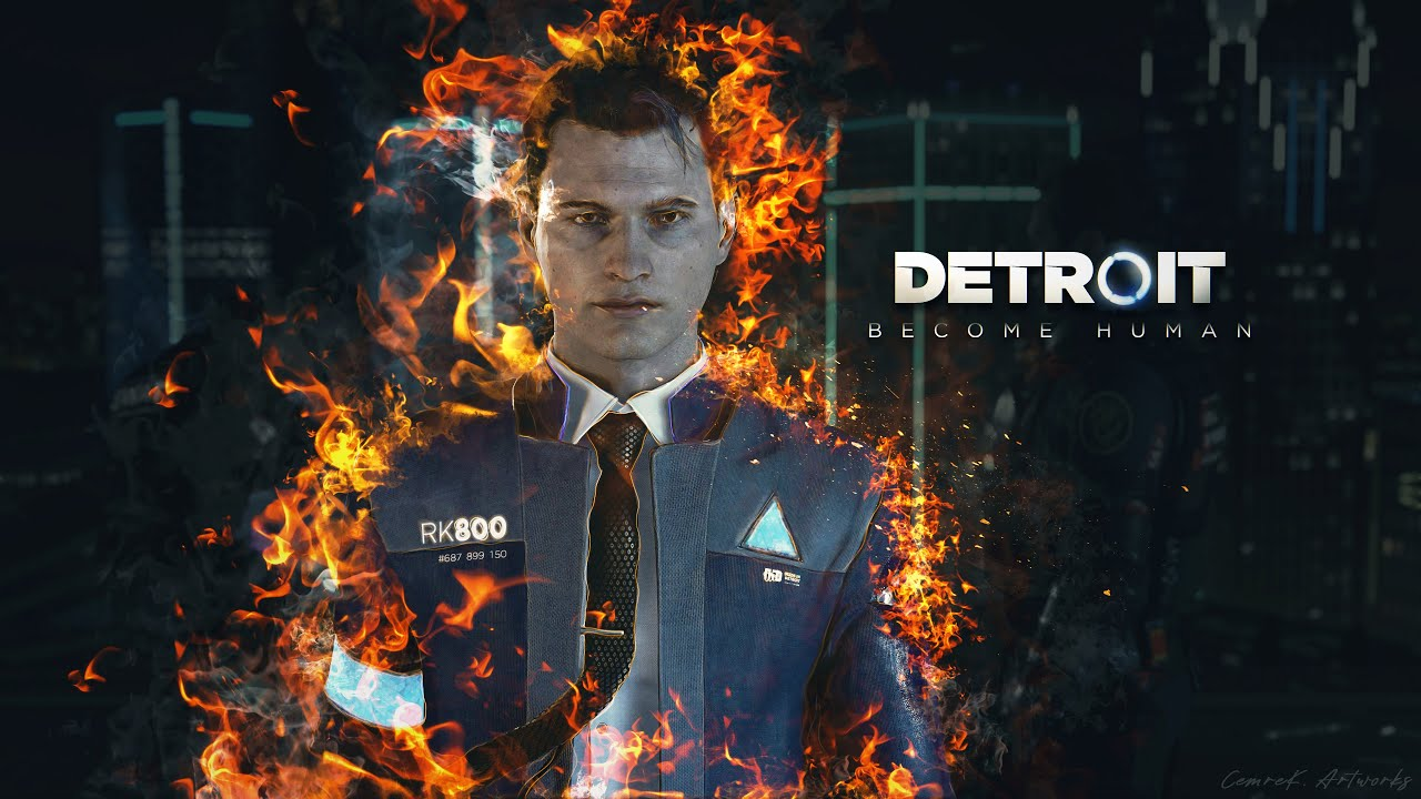 Актеры из Detroit: Become human