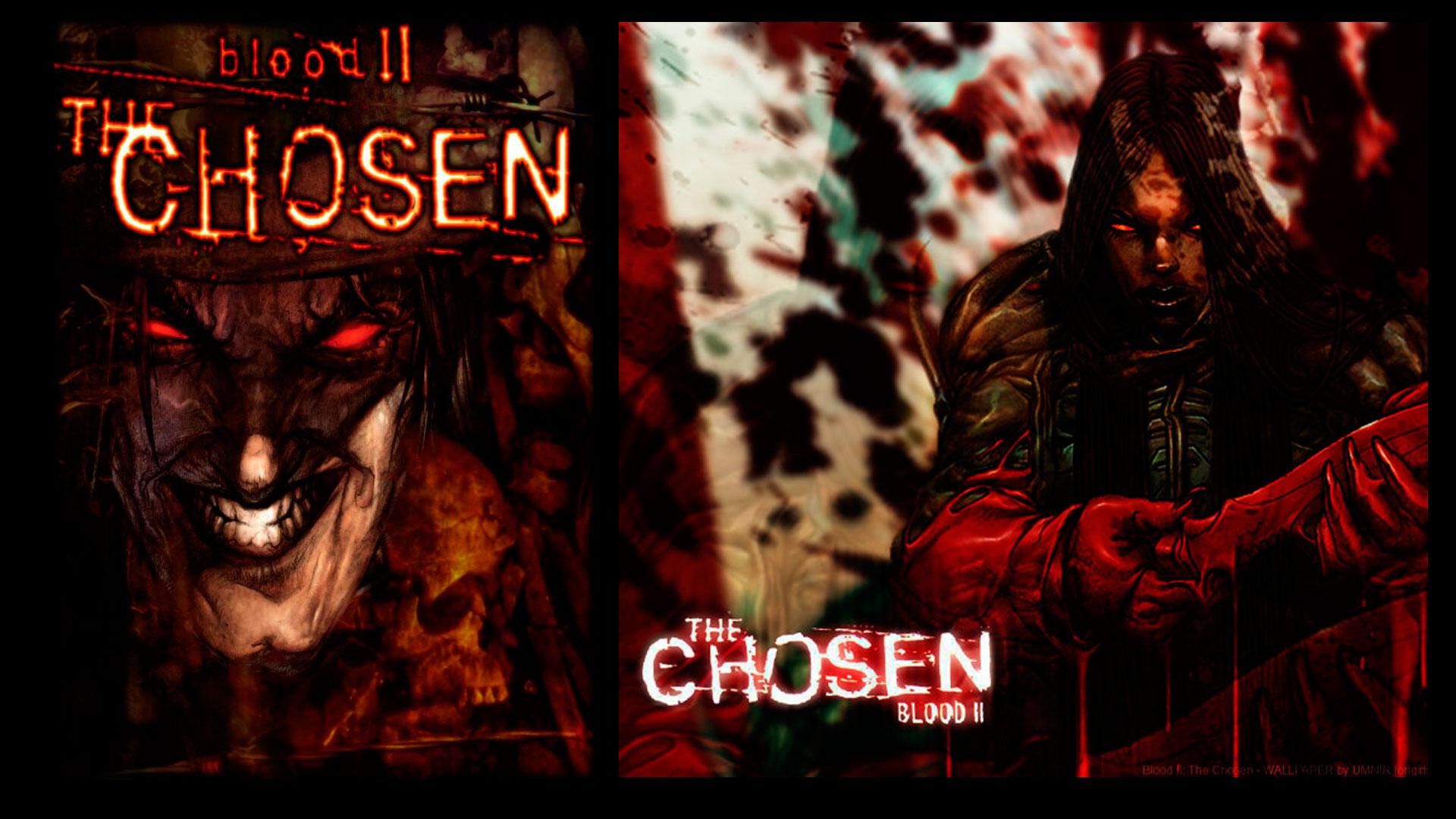 Blood 2: The chosen и бессмертный Калеб